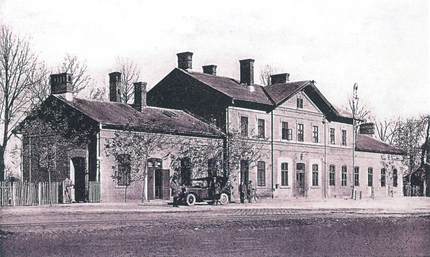 Gyula vasútállomás