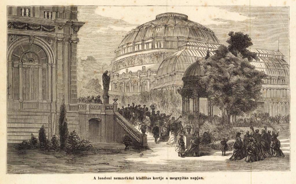 London világkiállítás