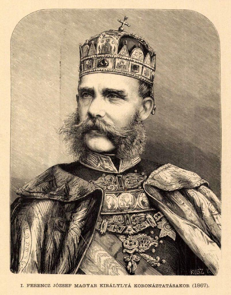 I. Ferenc József portréja (1867)