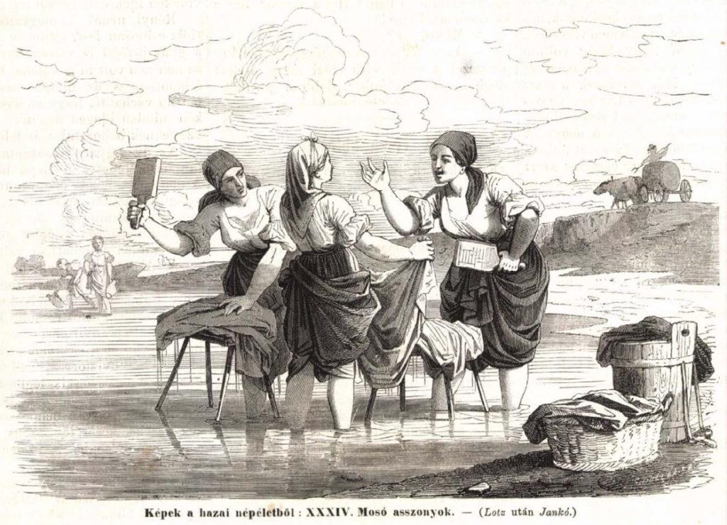 Mosó asszonyok