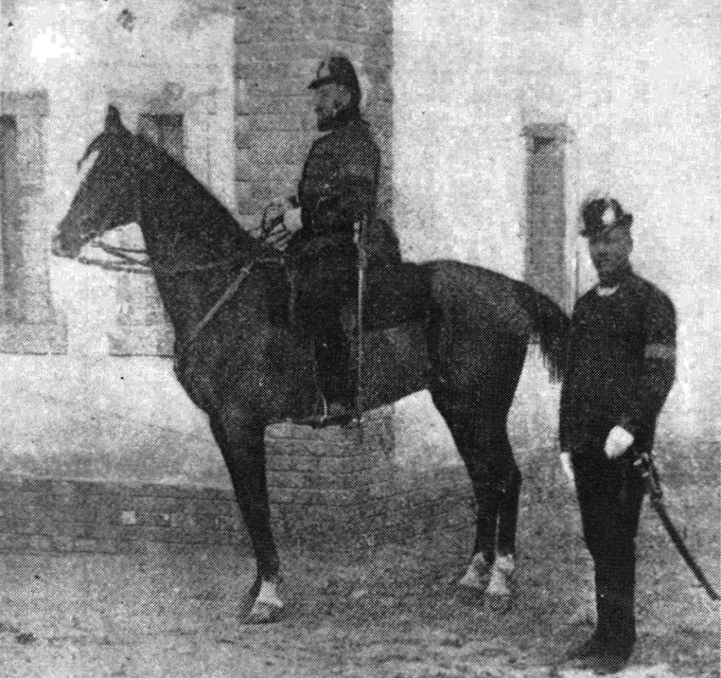 Pécsi rendőrök