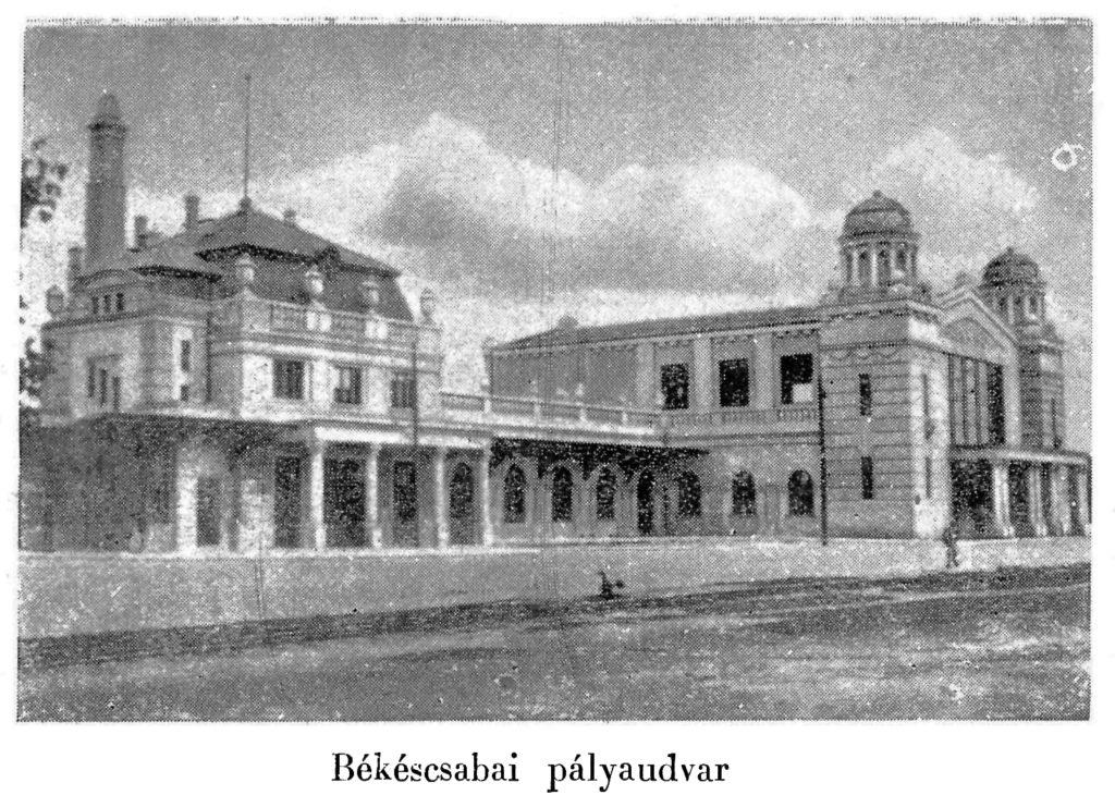 Békéscsabai vasútállomás