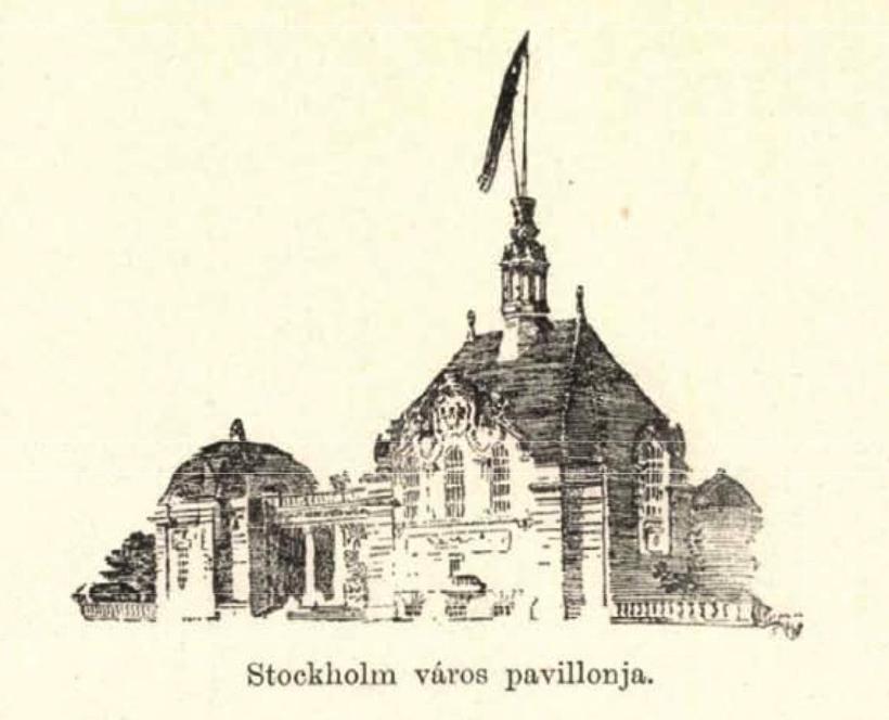 Pavilon Stockholmban