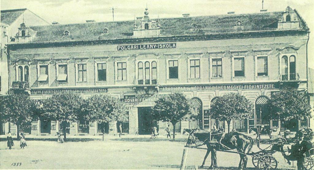Polgári Leányiskola