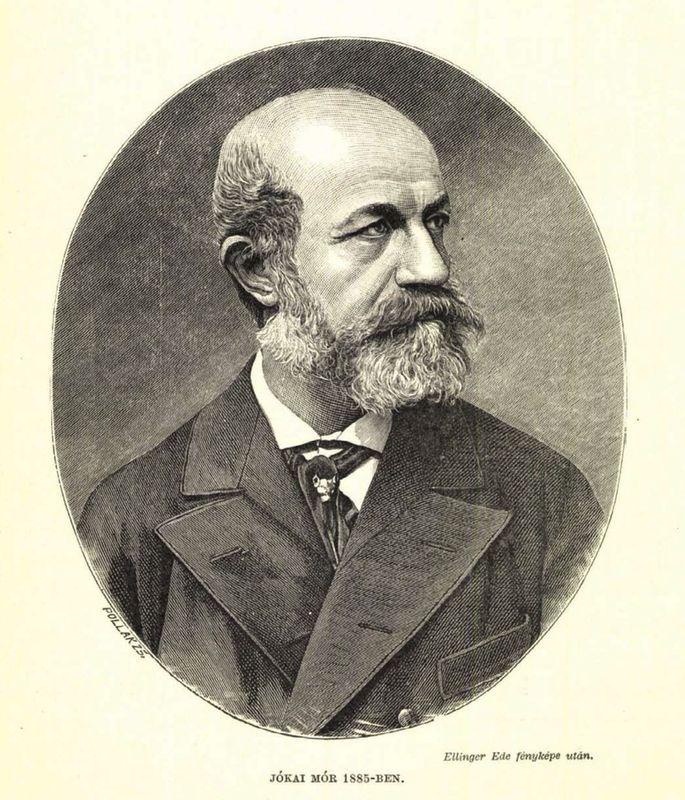 Jókai Mór 1855-ben