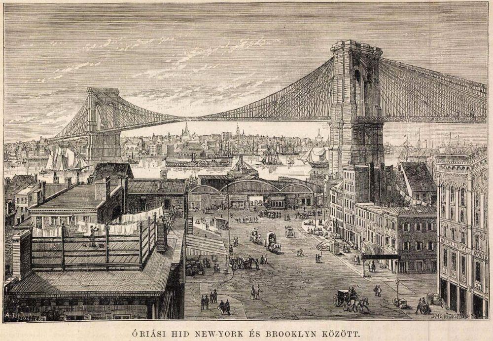 Híd New York és Brooklyn között