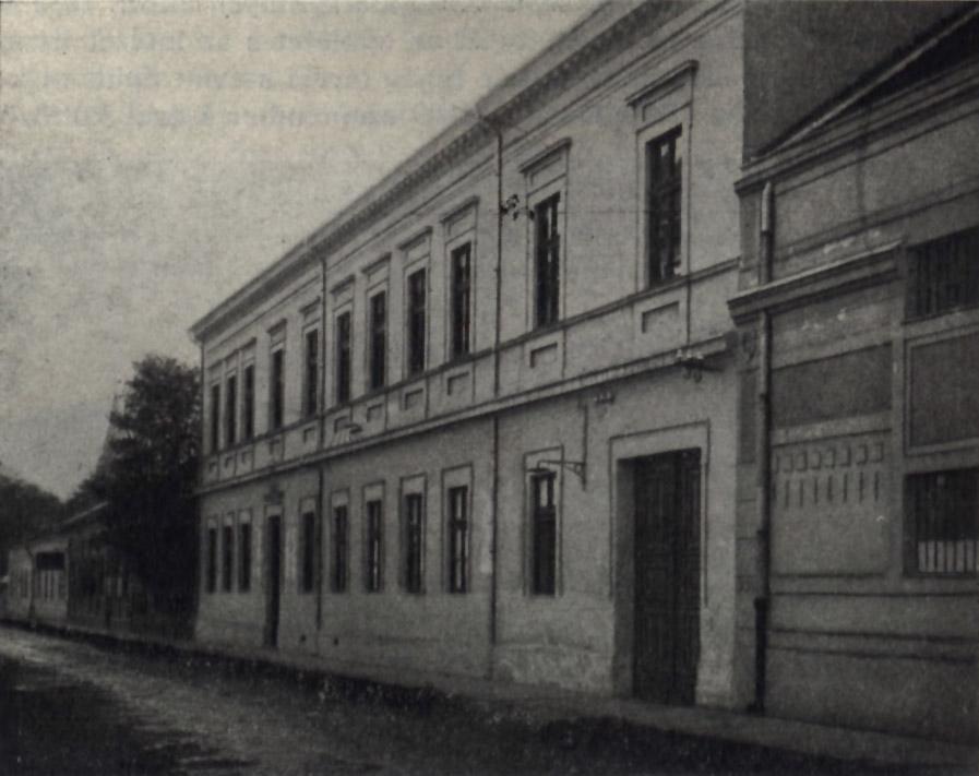 A csabai polgári leányiskola