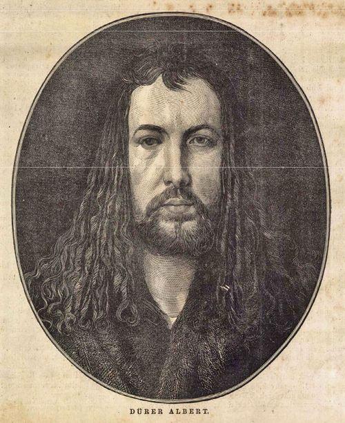 Dürer Albert portréja
