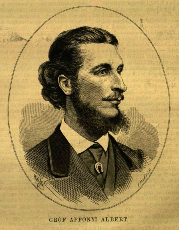 Apponyi Albert portréja