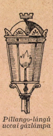 Utcai gázlámpa