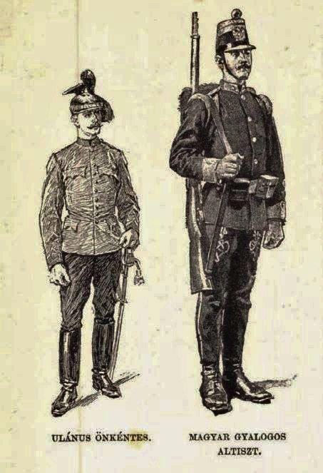Magyar gyalogos